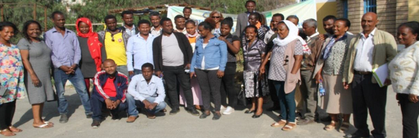 Participants in gender and nutrition training